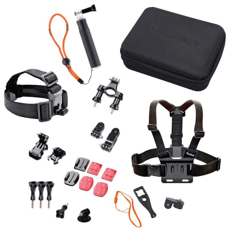 introduce gopro equipment