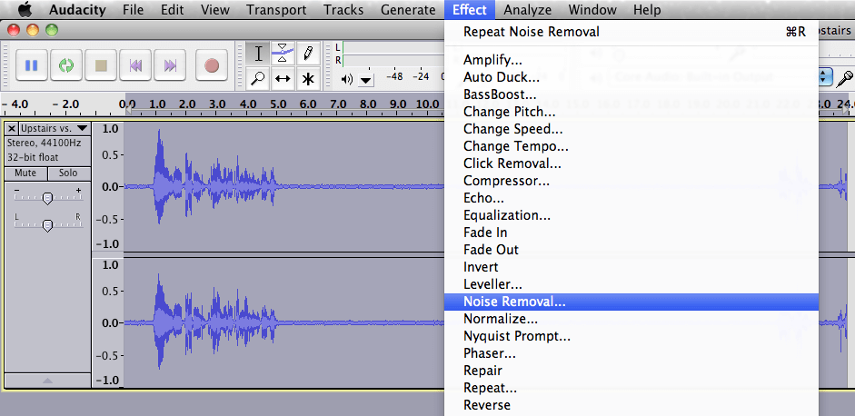 how-to-remove-background-noise-with-Audacity