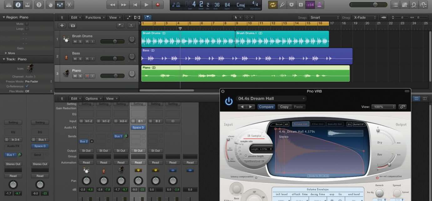how-to-remove-echo-from-audio-logic-pro