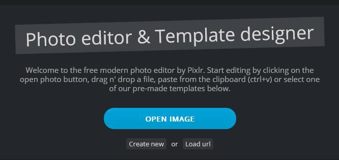 how to use pixlr to remove watermark