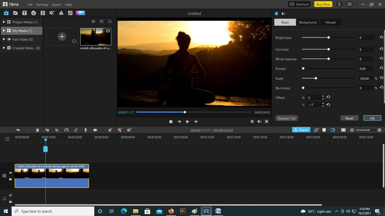 imyFone-filme-media-blur