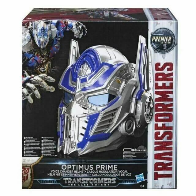 last knight optimus voice changer helmet