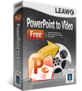 leawo powerpoint to video converter free