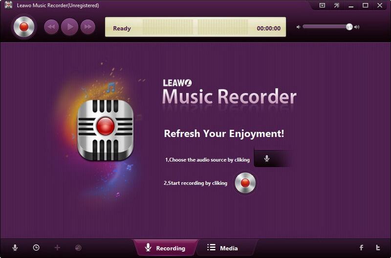 leawo streaming audio recorder