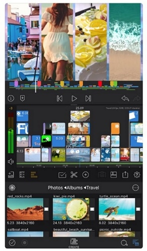 lumafusion video editor