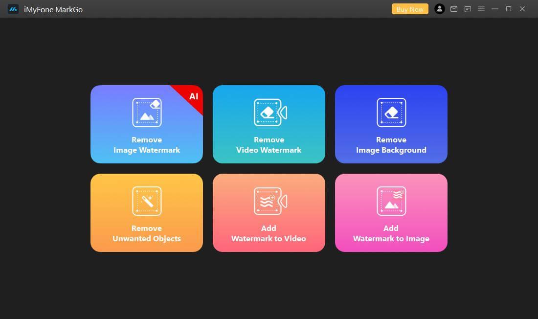 markgo remove image watermark