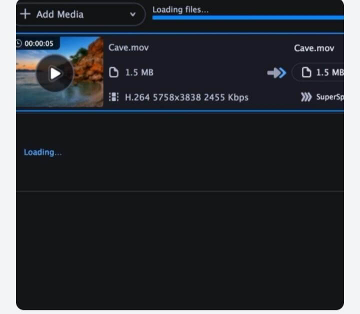 convert video by movavi