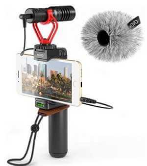Movo Smartphone Microphone