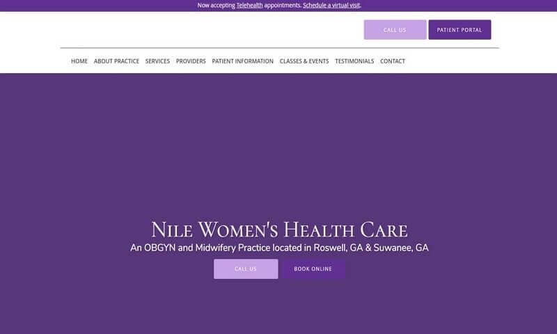 nile women health care