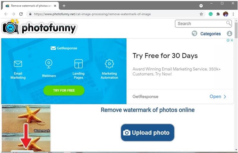 photofunny watermark remover