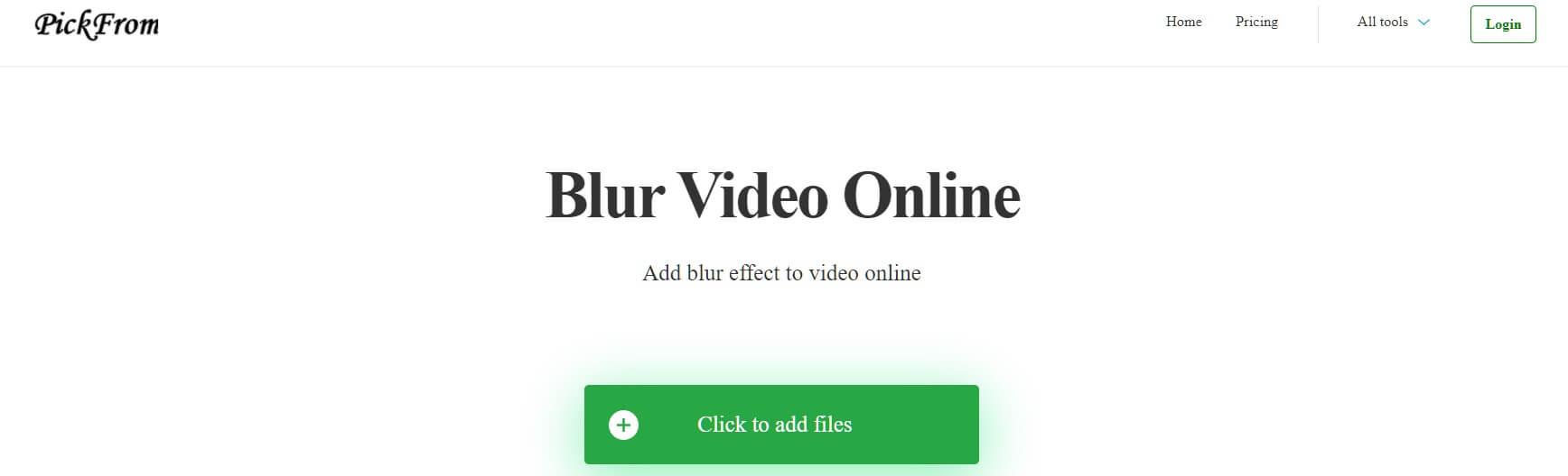 pickform-online-video-editor