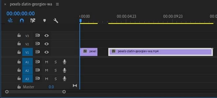 premiere pro frame time adjustment