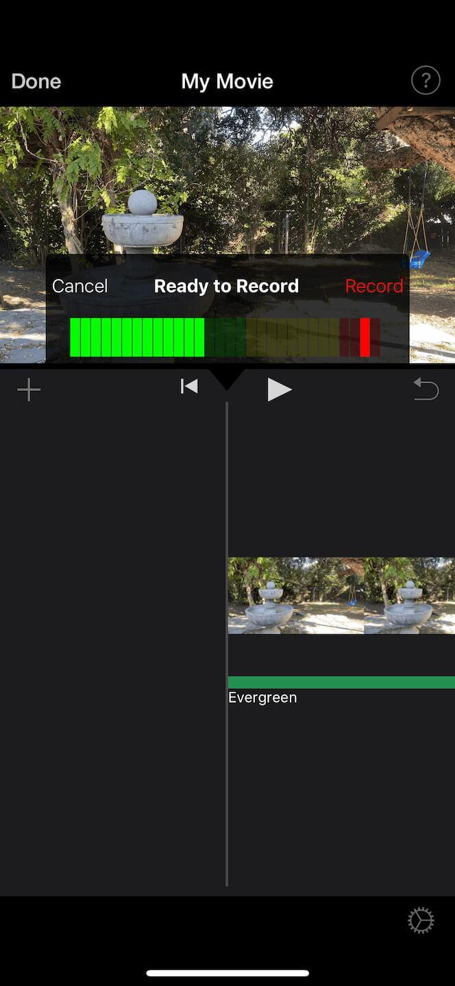 record audio on iphone ipad