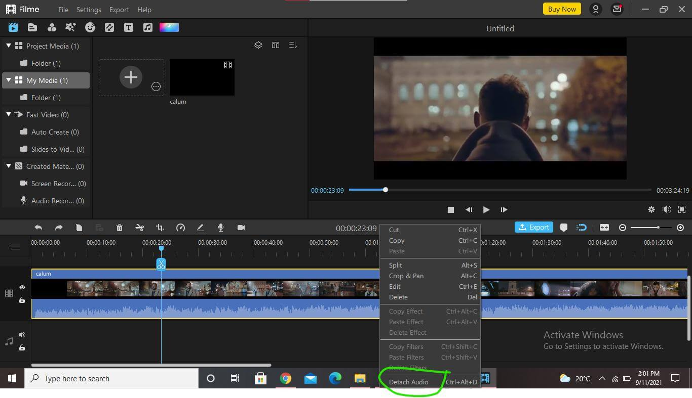 remove-audio-from-video-with-filme-detach-audio