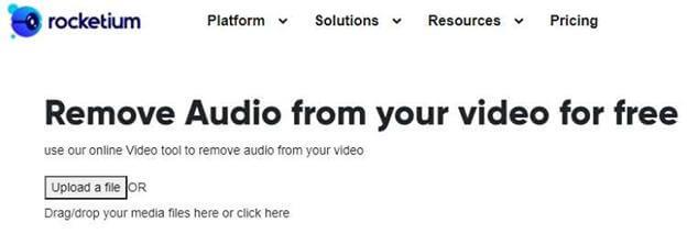 remove-audio-through-rocketium