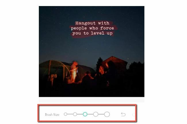 remove text from jpeg using apowersoft background eraser2
