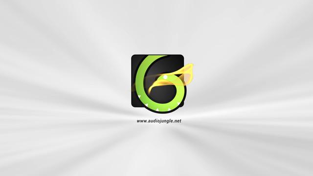 simple clean logo intro final cut