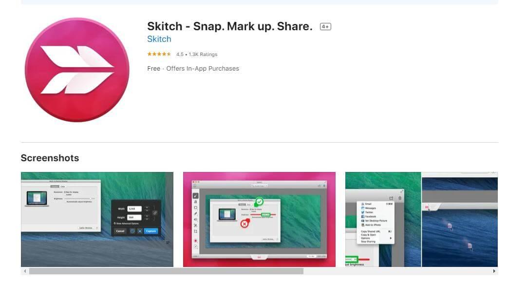 skitch mosaic app