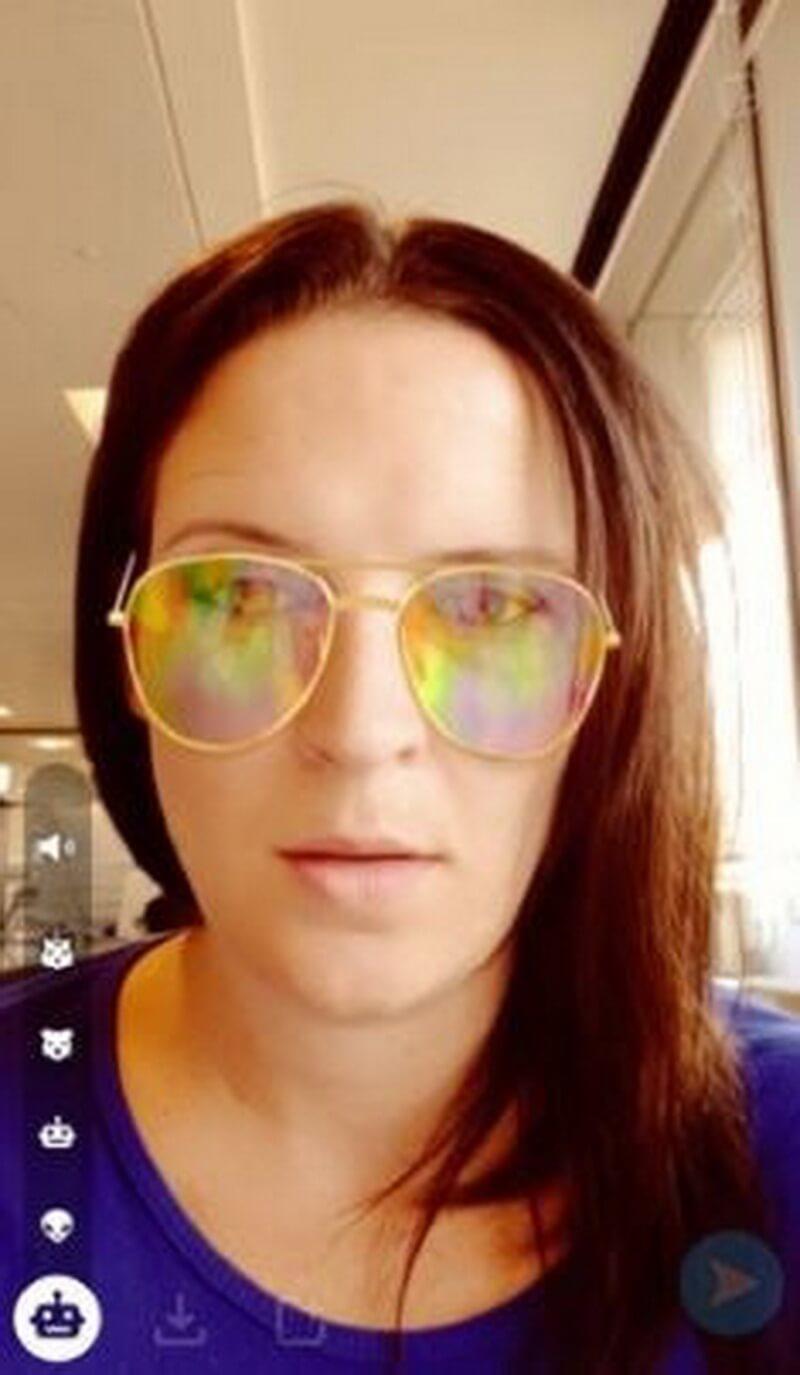 snapchat change voice