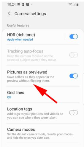 stop phone from flipping on android2