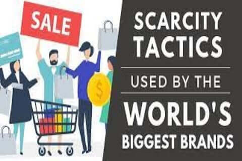 video with scarcity
