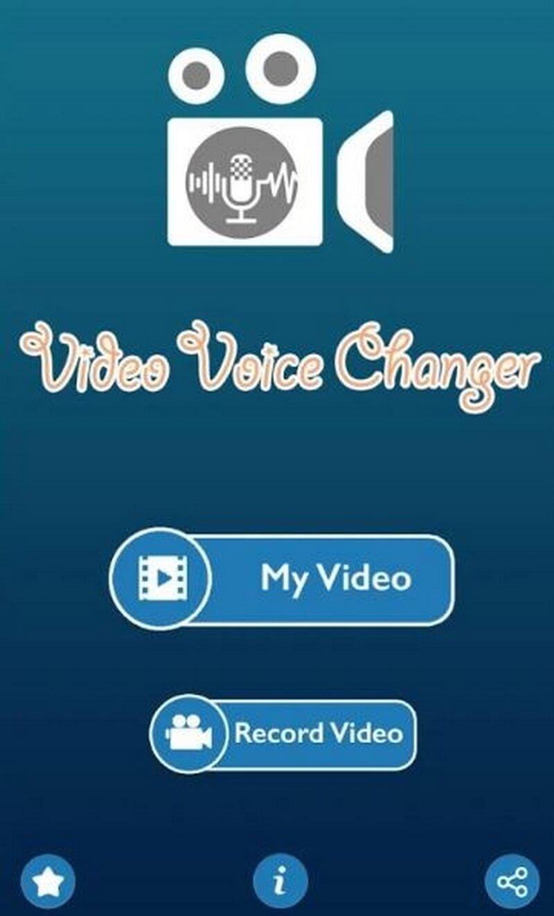 video voice changer