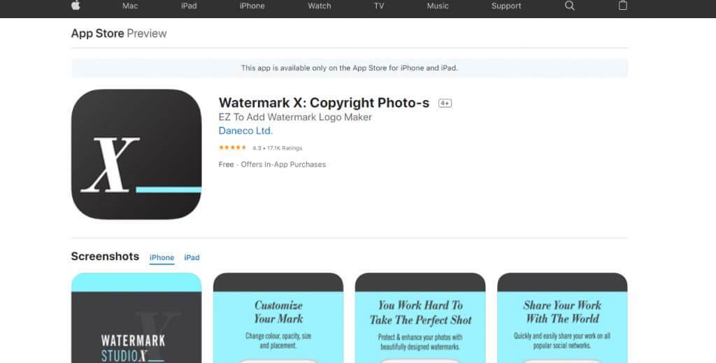 watermarkx-tool