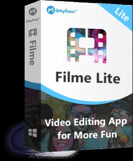 iMyFone Filme Lite