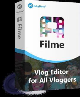 iMyFone Vlog Editor