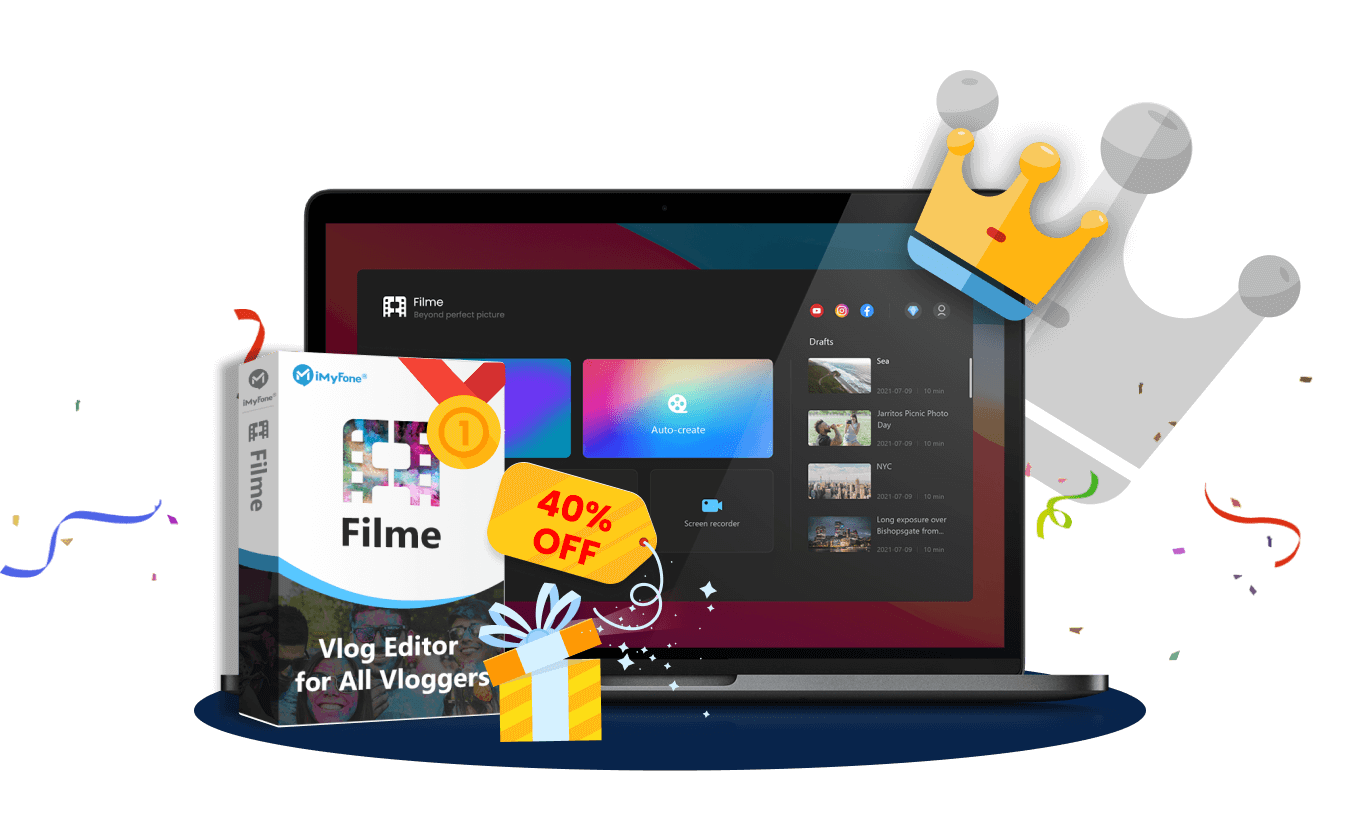 Filme - Simple Yet Powerful Video Editor