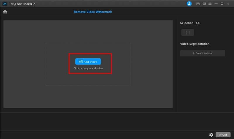 add video markgo to remove watermark