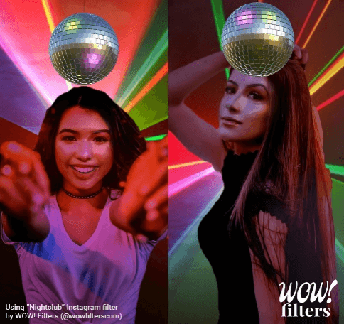disco-effect