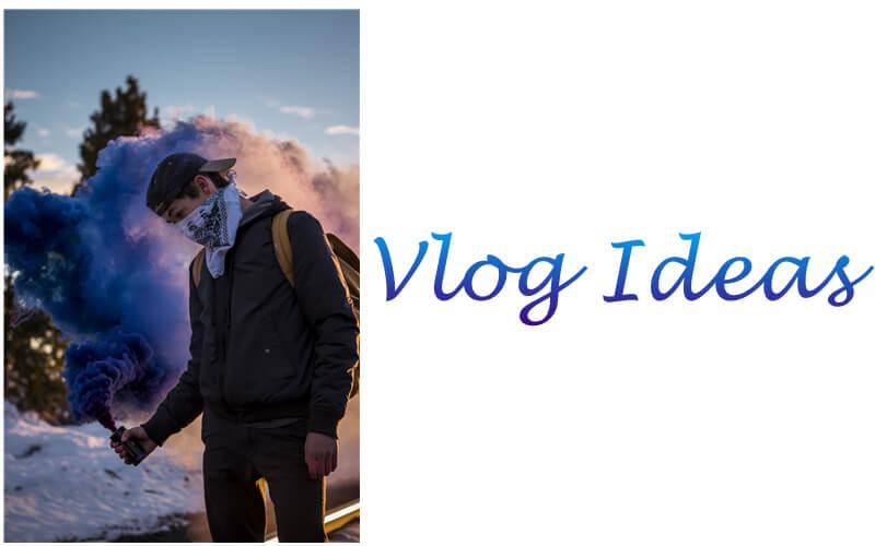 general vlog topics