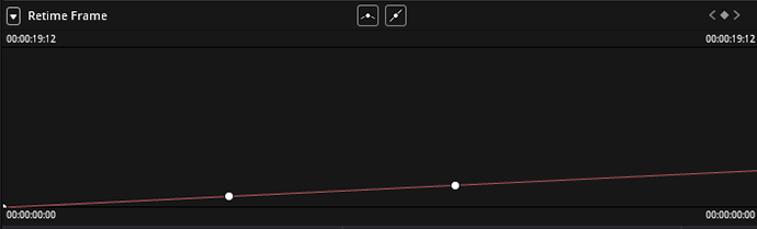 Davinci Retime Speed Curve