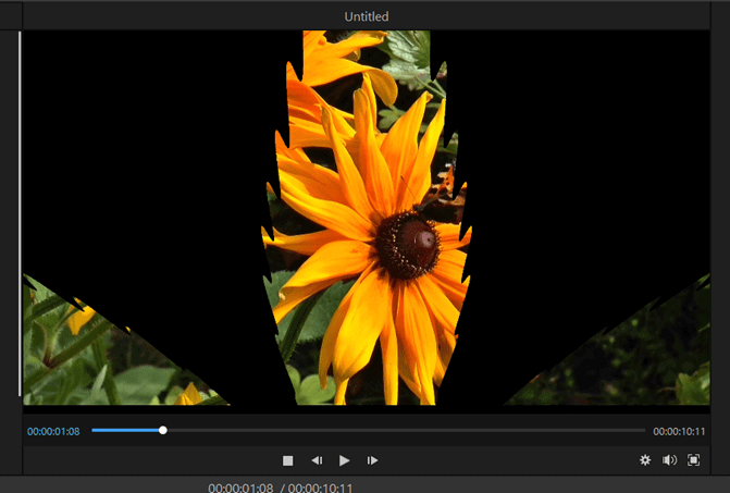 Filme Transitions Applied