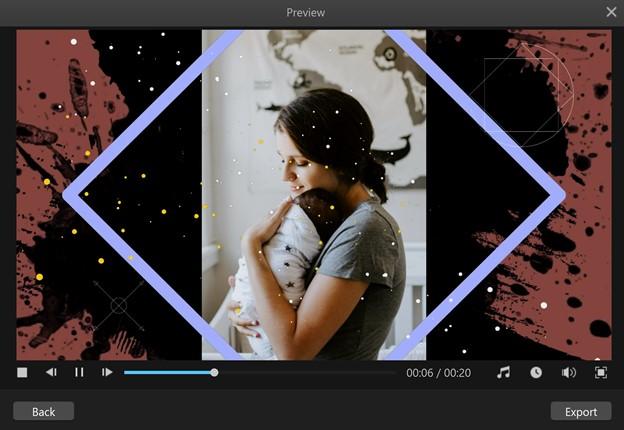 Mother's Day Slideshow Filme Template Slideshow