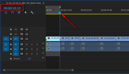 How to Trim a Video on Adobe Premiere Pro without Re-Rendering
