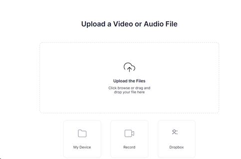 Veed Upload Files