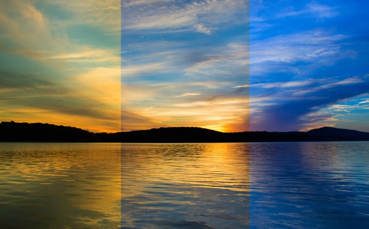 what is white balance White Balance with Filme