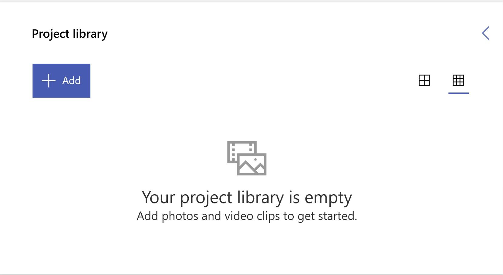 Windows Photos Add
