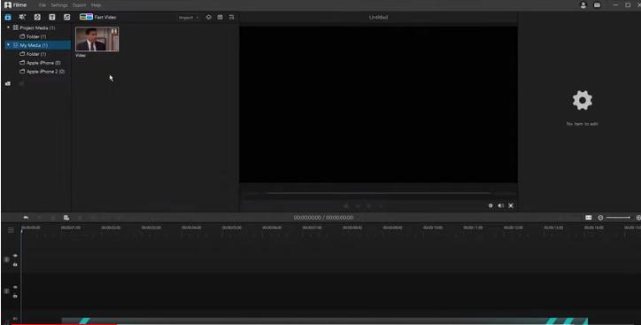 add gif to video on tiktok on Filme