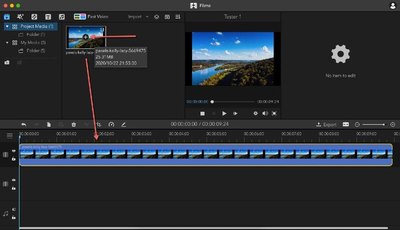 best imovie alternative mac windows imyfone filme