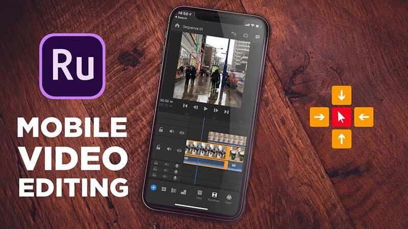 adobe premiere rush mobile