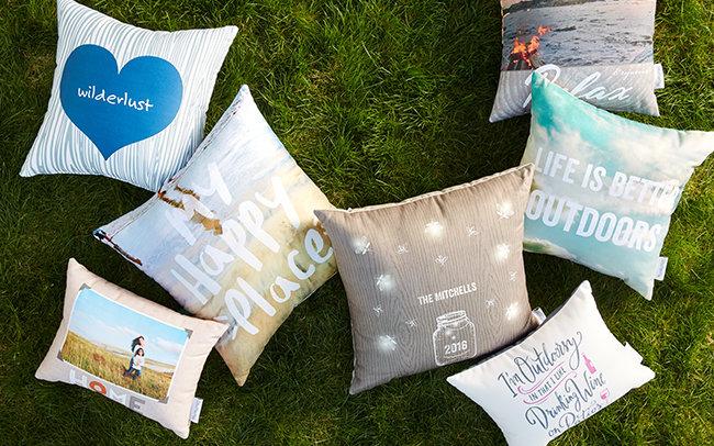 cozy patio pillows
