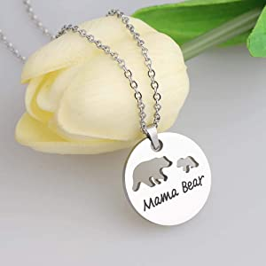 child sterling silver necklace