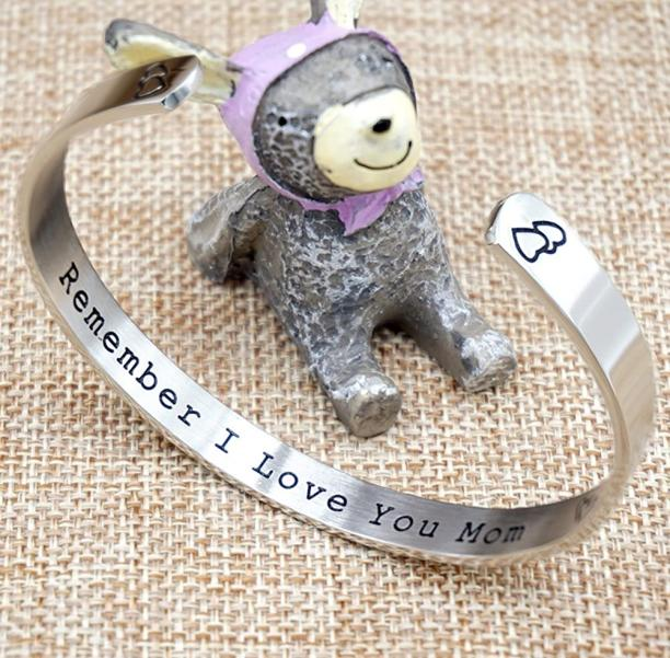 remember love bracelet