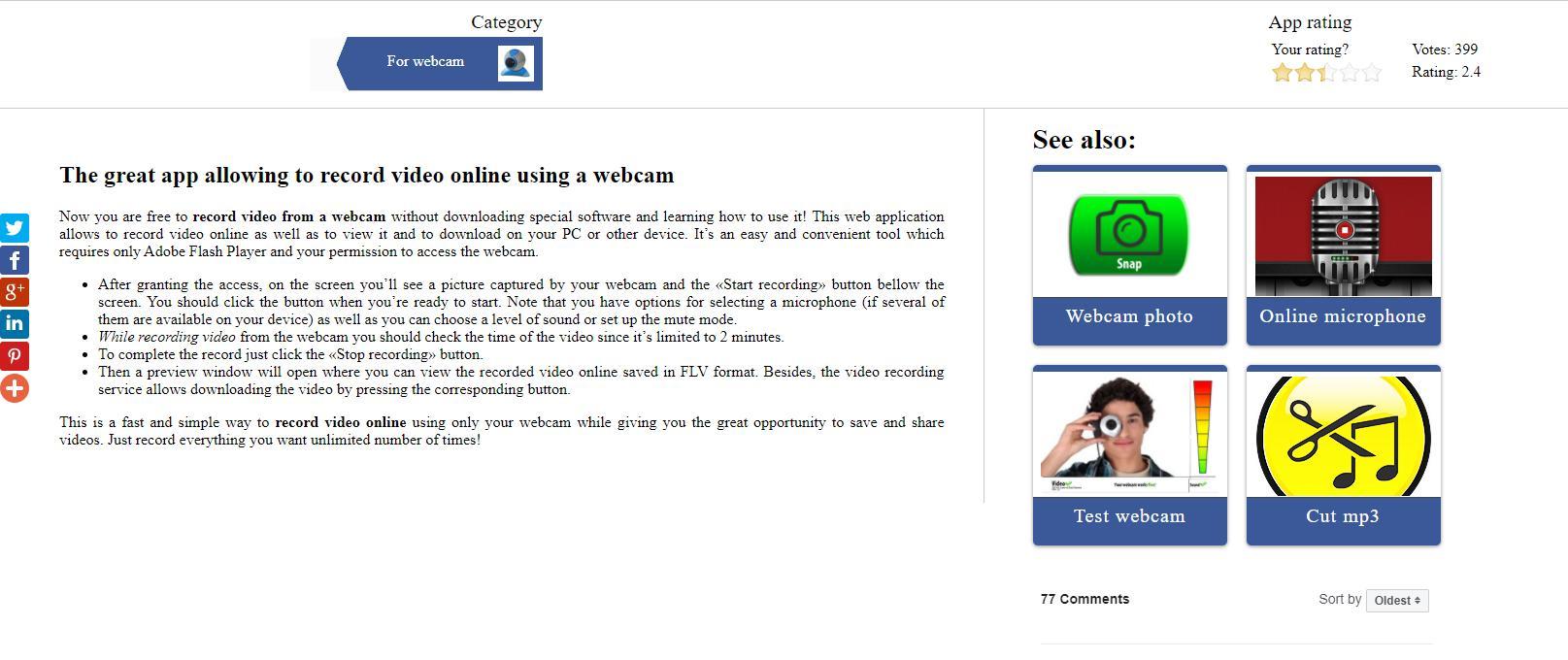 best online screen recorders toolster video recorder
