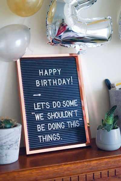 birthday quote