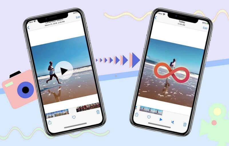 boomerang editor interface
