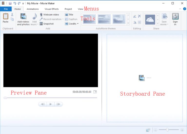 How to Adjust Video Brightness using Windows Movie Maker